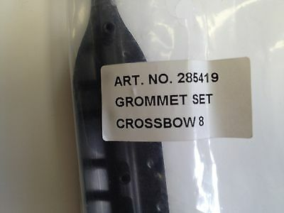 HEAD CROSSBOW 8 GROMMETS - tennis racquet racket bumper guard (285419)