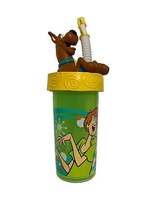 Scooby-Doo Half-Sculpted Tumbler Cup BRAND NEW