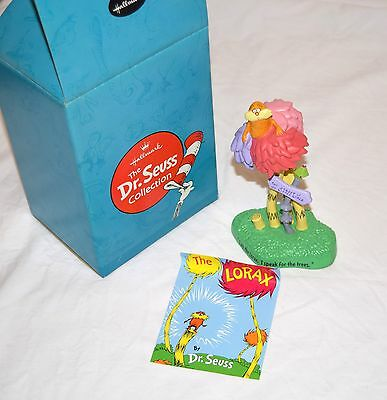 Hallmark Dr Seuss Collection the Lorax