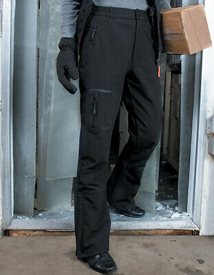 RT132F Result WORK-GUARD Damen Softshell-Hose winddicht wasserdicht atmungsaktiv