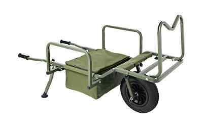 Trakker Carp Fishing New X-Trail Gravity Barrow