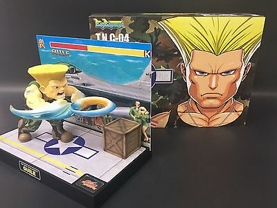 Street Fighter The New Challenger GUILE Light Up PVC Figure Big Boy Toys