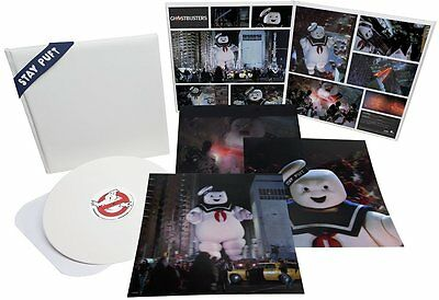 "GHOSTBUSTERS 12"" SINGLE VINYL Ray Parker JNR RUN DMC NEW DELUXE COLLECTOR ED"
