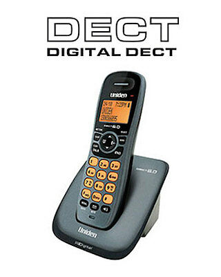 Uniden 1515 DECT Digital Technology Cordless Phone System