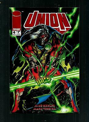 Union Us Image Comic Vol.1 # 4/'94