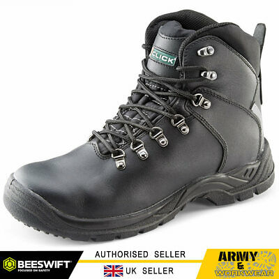 CLICK INTERNAL METATARSAL BOOT Safety Work Boots Poron Protected Toecap Midsole