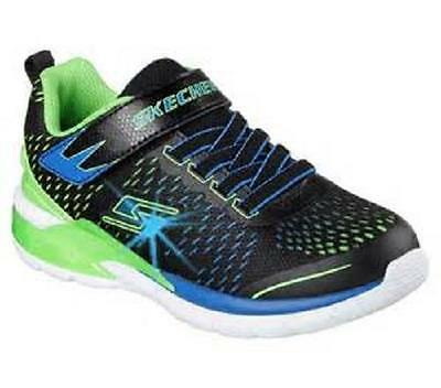 BOY'S TODDLER SKECHERS S LIGHTS ERUPTERS II 90551 Athletic Shoes New