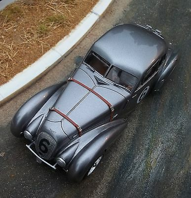 EMBIRICOS BENTLEY Le Mans c949 Probuild from GTM m/b slot car kit