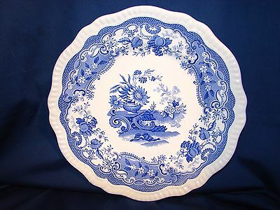 Spode Blue Room Regency Collection May Dinner Plate