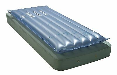 """Water Mattress 68"""" x 32"""" 14400 By Drive Medical New"""