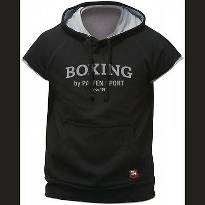 Paffen Sport-Boxing Kinder Fighter Hoodie. XXS-S. Training. Kids. Boxen. Style.