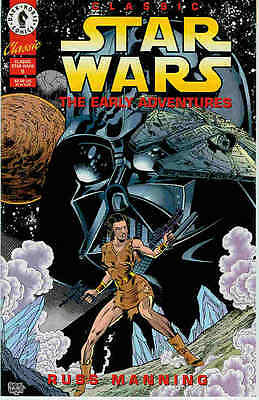 Classic Star Wars: The Early Adventures # 5 (Russ Manning) (USA,1994)