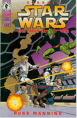 Classic Star Wars: The Early Adventures # 7 (Russ Manning) (USA,1995)