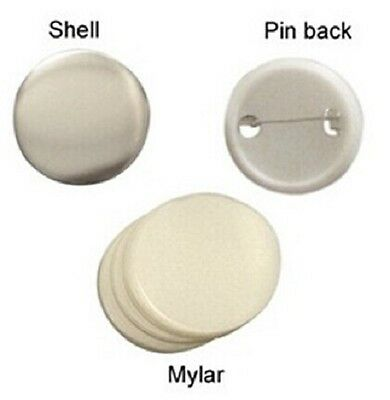100x32mm Badge for Button Maker Machine