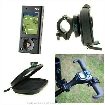 Trolley / Cart Mount & Case for Callaway uPro Golf GPS