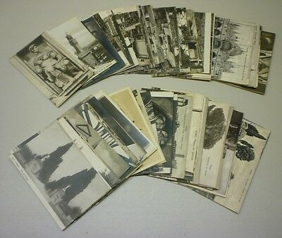 Pre 1940 Lot of 300 Italy Postcards Collection