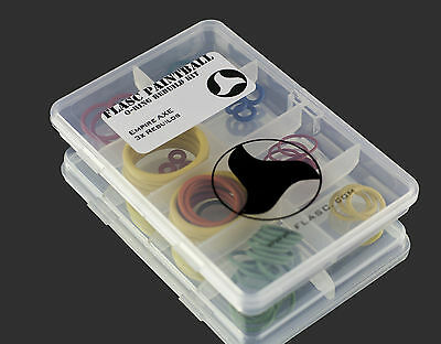 Empire AXE 3x color coded o-ring rebuild kit by Flasc Paintball