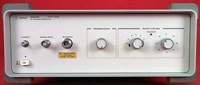 HP/Agilent 85640A Portable Tracking Generator, 300 kHz to 2.9 GHz