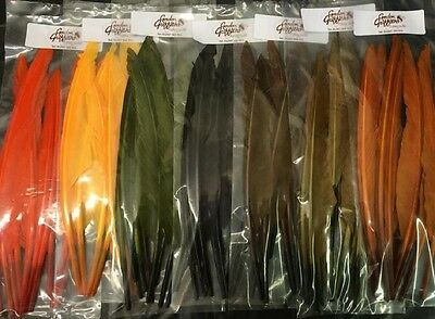 Gordon Griffiths pack of 10 Duck Quills