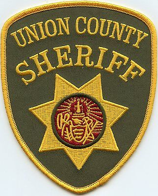 Union County Arkansas Ar Sheriff Police Patch