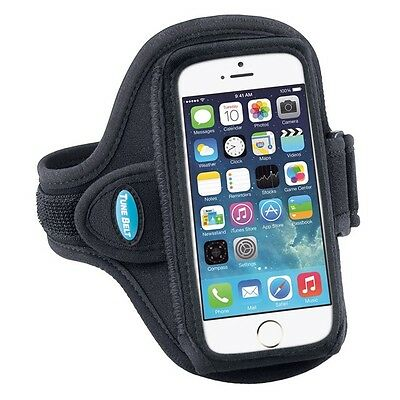 Tune Belt Sport Armband for iPhone 5 5S Black Gym Running Jogging Tunebelt AB87