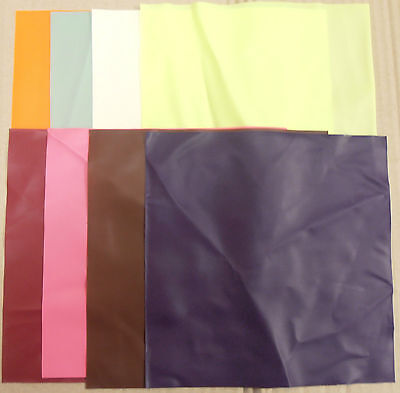 Pack of 8 Latex Sheets - 15x15cms