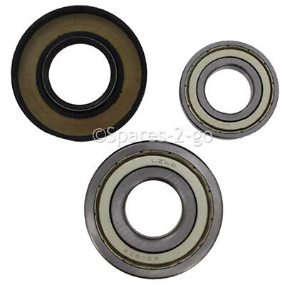 Washing Machine Drum Bearing & Oil Seal Kit for BOSCH Washer 6205ZZ & 6306ZZ