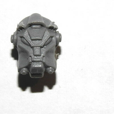 Warhammer 40K Bits - Space Marines Terminator Head