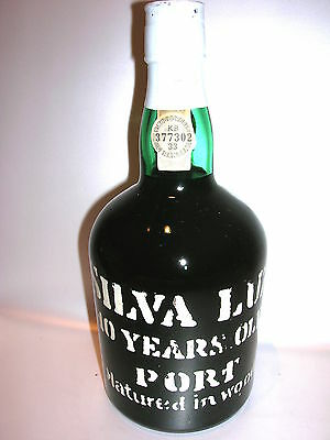 Silva Luz 10 Years Old Port Bottled in 1983