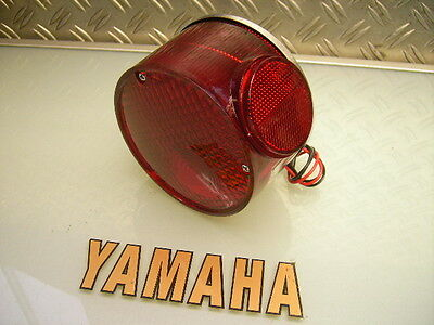 Rücklicht Yamaha Xt 500 Taillight Stoplight Rear Light Dt 250 400 Xt 250 Sr 500