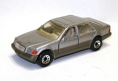 Matchbox Mercedes 600 Sel - 1992 -  Excellent