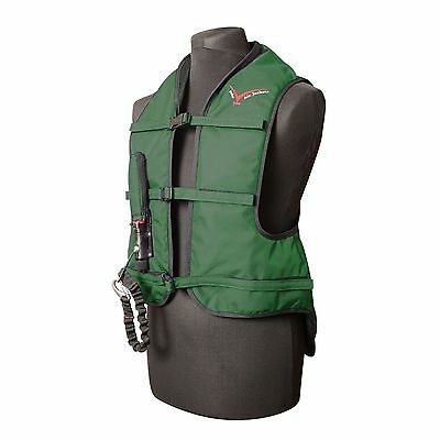 Point Two Air Jackets - Green Adults Medium Air Jackets - RRP £433