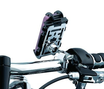 Kuryakyn 1680 Premium XL accessory mount for any 1 inch Bar