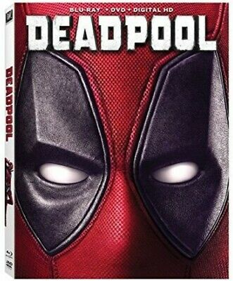 Deadpool [Blu-ray] Blu-ray
