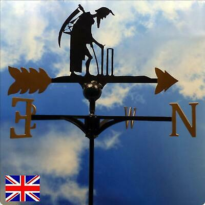 High Quality British Made MCC Old Father Time Weathervane.(67G/)
