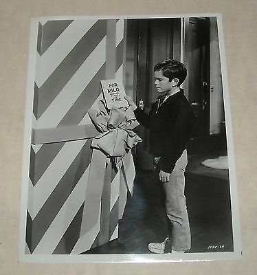 MUNSTERS BUTCH PATRICK The PHANTOM TOLLBOOTH circa 1970 PUBLICITY MOVIE PHOTO 2