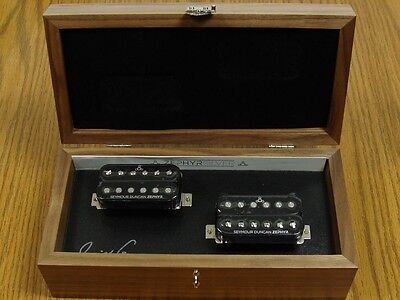 NEW Seymour Duncan Zephyr Silver Humbucker PICKUP SET for Electric Guitar