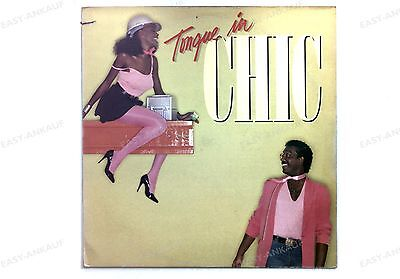 Chic - Tongue In Chic US LP 1982 //1