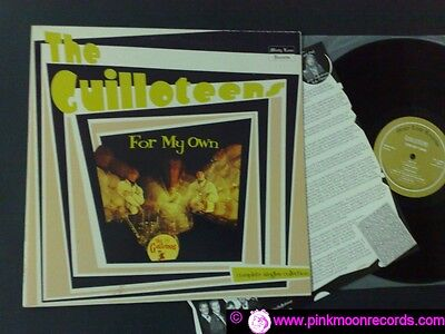 The Guilloteens For My Own 2003 Misty Lane Misty 065 Italy Lp