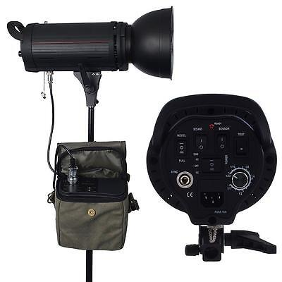 Neewer Professional Photography Studio Strobe Flash Monolight Dual Power AC/DC