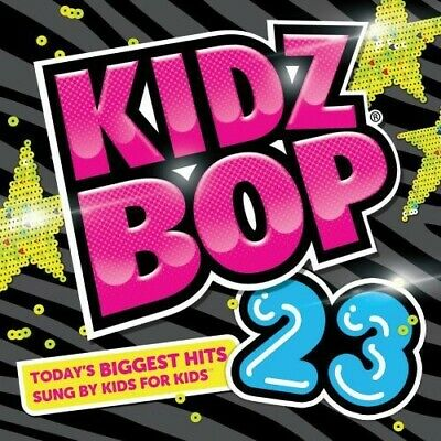 Kidz Bop Kids - Kidz Bop 23 [New CD]