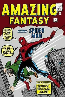 The Amazing Spider-Man Omnibus, Volume 1 by Stan Lee (English) Hardcover Book Fr