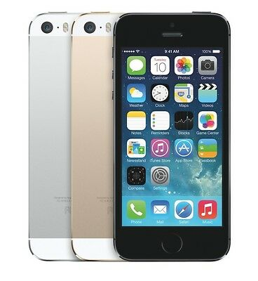 Apple iPhone 5s 16GB 4G Smartphone (Factory Unlocked) AT&T, T-Mobile - SRB