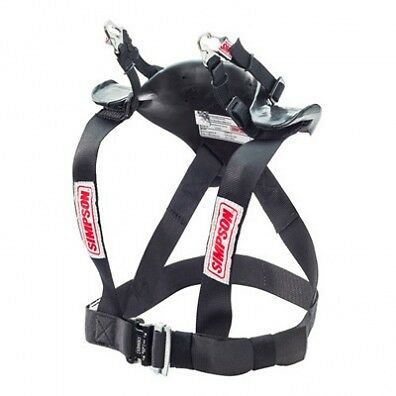 Simpson Hybrid Sport (Kids/Youth/Childrens) Frontal Head Restraint Hans Device