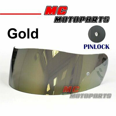 Iridium Gold Helmet Visor for SHOEI CX1-V X-11 Raid 2 XR1000 X Spirit Multitech