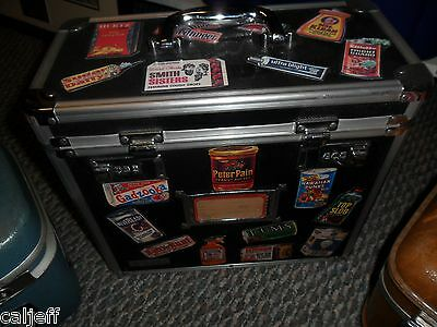 (3) Vintage 1973-1975 Lot Topps Wacky Packages Luggage Suitcases
