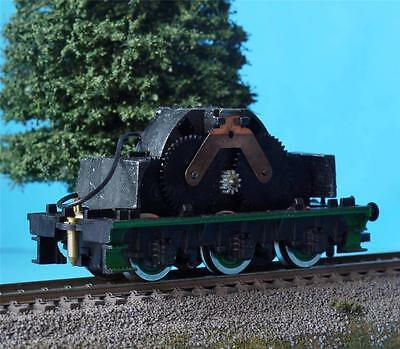 HORNBY POWERED TENDER DRIVE CHASSIS RINGFIELD for 2-8-0, HENRY, SCHOOLS SPARES