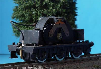 HORNBY POWERED TENDER DRIVE CHASSIS RINGFIELD for 2-8-0, COUNTY, SCHOOLS SPARES