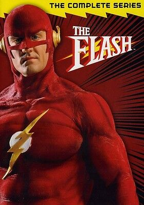 Flash: The Complete Series [6 Discs] (2011, REGION 1 DVD New)