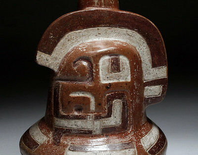 ARTEMIS GALLERY Exceptional Chavin Maranon Polychrome Jar, ex-Museum